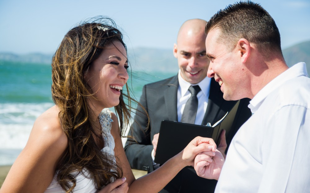 A PERFECT WEDDING OFFICIANT